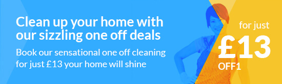 Home Cleaning Offers available Limited Time Only