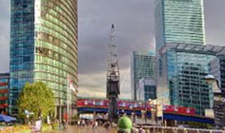 e1 building cleaning in canary wharf