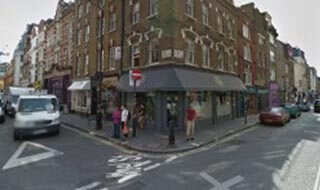 w1 contract cleaning service in soho