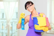 Keeping your home's carpet clean from the heavy foot traffic of a removal
